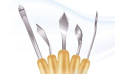 Pricon Disposable Knives